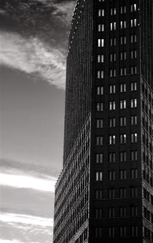 Hochhaus am Potsdamer Platz
