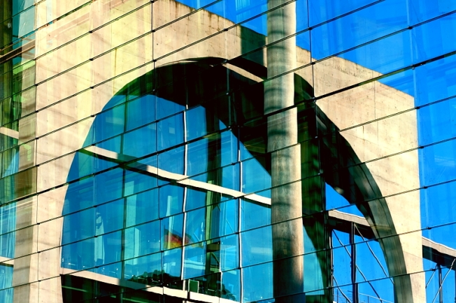 Reflection of Architecture