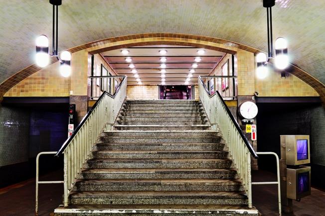 Underground Station Berlin - Märkisches Museum