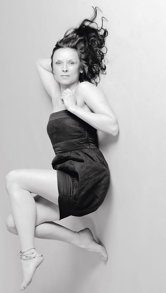 Woman fashion photography dress beauty