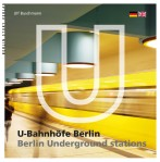 architecture undergroudn station berlin book
