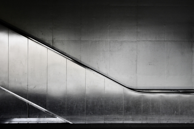 architecture escalator