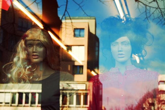 Mannequins Shopwindow